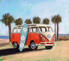 #painting #vintage #volkswagen #van #orange #car #beach #kadisart #surf #surfing #Portrait #happiness #draw #sketch #beautiful #sketchbook #artlovers #illusration #art_we_inspire #artwork #instaart #artist #art #artwall #arts_gate #creatopia #onyxkawai (ahmad kadi) Tags: instagram painting vintage volkswagen van orange car beach kadisart surf surfing portrait happiness draw sketch beautiful sketchbook artlovers illusration artweinspire artwork instaart artist art artwall artsgate creatopia onyxkawai