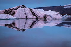 Jökulsárlón, 7h10 (mgirard011) Tags: austurland islande is
