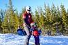 McCabe Family Ski Day (Jarl Berg - Ski Bum Dad and loving husband) Tags: mccabe ski hoodoo bergs shop family snow smiles happy fun first