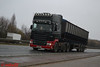 Scania R580 reg B17 DCT (erfmike51) Tags: scaniar580 truck artic bulktipper v8 lorry