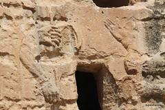 Bavian Gorge , Dohuk (5).JPG (tobeytravels) Tags: kurdistan iraq baviangorge neoassyrian canal gomelriver cuneiform sennacherib assyrian reliefcarvings mesopotamia