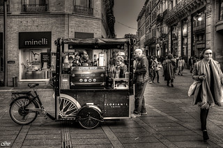 Mobile Coffee Shop (Toulouse - France)