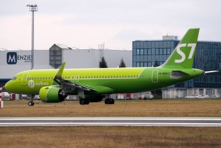Airbus A320-271 NEO(SL) VQ-BCH