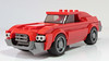 Lego Ford Gran Torino MOC (hachiroku24) Tags: lego ford gran torino speed champions moc instructions
