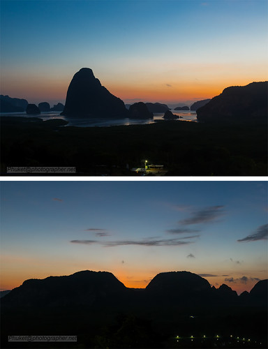 My two days photo trip to Phang Nga Bay, Thailand