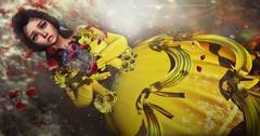 Break The Curse (Sugarfairy88 Resident) Tags: olive glamaffair collabor88 lelutka dahlia irresistibleshop persefona foxcity enchantment secondlife sl secondlifefashion slfashion slfantasy fashion fantasy fairytale beautythebeast digitalart 3dart magic