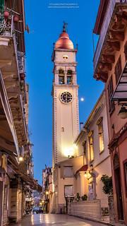 Saint Spiridon - Corfu Old Town