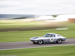 2017 Goodwood Revival: Chevrolet Corvette Stingray (8w6thgear) Tags: 2017 goodwood revival chevrolet corvette stingray sportscar madgwick racttcelebration