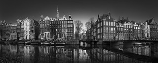 A Tale of the Past II - Singel Canal Amsterdam