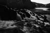 Cascades au paradis (8pl) Tags: cascades eau lac rivière crépuscule bw noiretblanc promenade arbres forêt chemin marécages croatie