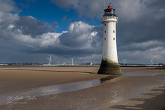 Perch Rock Lighthouse (keithbellis) Tags: purple lighthouse perchrock newbrighton mersey merseyside rivermersey coast wirral