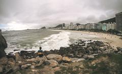 boca (renna c) Tags: riodejaneiro copacabana leme praia beach sea argentina boca brasil nublado cloudy