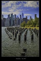 Manhattan - New York City (vonhoheneck) Tags: newyork manhattan city usa schölkopf schoelkopf canon eos6d bigapple eastriver hudson themet centralpark