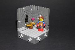 TTR1: Town Hall (-Matt Hew-) Tags: lego castle moc kingdoms technique tavern townhall