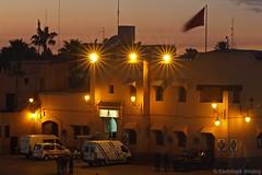 Light-opia  Brigade Touristique Marrakech (CHWVB) Tags: light africa smileonsaturday lightopia marokko morocco jemaa elfna marrakech marrakesh starburst