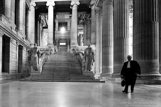 Palais de Justice, Bruselles