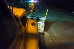 @20180112-D5 PlowingUS33-31 (OhioDOT) Tags: district5 odot plow ridealong route33 salt six snow storm plowing truck
