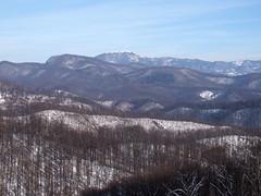 csíkos hegyek / striped hills (debreczeniemoke) Tags: tél winter hó snow hegy mountains erdő forest fa tree tájkép landscape morgó nagybánya baiamare olympusem5