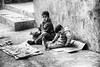 (067/18) Niños (Pablo Arias) Tags: pabloarias photoshop photomatix capturenxd personas gente niños bn blancoynegro monocromático marrakech marruecos