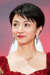 Mitsushima Hikari at Opening Ceremony of the Tokyo International Film Festival 2017