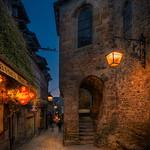 Street in Mont Saint Michel thumbnail
