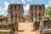 J3. Polonnaruwa - Palais Royal du Roi Parakramabahu (Darth Jipsu) Tags: parakkramabahu unesco polonnaruwa sacred bricks ceylon landmark weijanthapalace architecture srilanka ruins palace historic ceylan northcentralprovince lk cholas