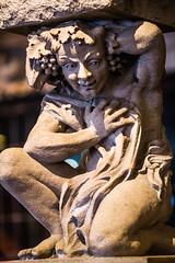 Hard to Say Just How I Felt (Thomas Hawk) Tags: america citymuseum citymuseumstlouis missouri stlouis usa unitedstates unitedstatesofamerica gargoyle sculpture us
