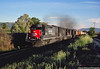 Denver to Bakersfield Grainer (jamesbelmont) Tags: southernpacific denver bakersfield grain dvbkg riverton draper utah railway