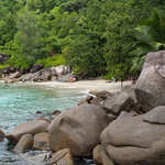 Strand Anse Major Mahe Seychellen thumbnail