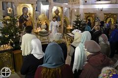 Божественная литургия в Неделю 32-ю по Пятидесятнице