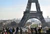 PARIS MOSCOU -14 RESSENTIE (OMAR-MALO) Tags: eifel trocadero paris hiver glacial