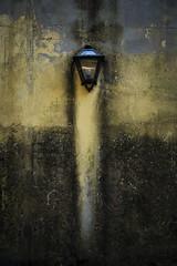 Lamp (Strocchi) Tags: lamp lampione umidità umidity wall muro old vecchio canon eos6d 24105mm