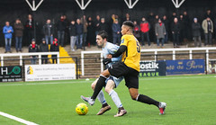 Cray Wanderers 1 Lewes 2 20 01 2018-453.jpg (jamesboyes) Tags: lewes cray bromley football bostik isthmian fa soccer action goal game celebrate celebration sport athlete footballer canon dslr