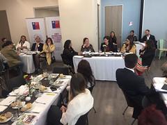 Encuentros Iniciativa Paridad de Género