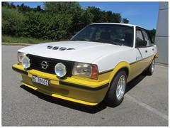 Opel Ascona B, i2000 (v8dub) Tags: opel ascona b 2000 irmscher schweiz suisse switzerland langenthal german gm pkw voiture car wagen worldcars auto automobile automotive youngtimer old oldtimer oldcar klassik classic collector