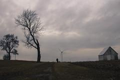 toward the end (cara zimmerman) Tags: barn nowhere indiana rural self running runningaway sad