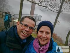 FunPic Skywalk Achterhöhe über dem Siebenbachtal