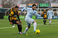 Cray Wanderers 1 Lewes 2 20 01 2018-341.jpg (jamesboyes) Tags: lewes cray bromley football bostik isthmian fa soccer action goal game celebrate celebration sport athlete footballer canon dslr