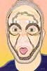 selfie (Matt Lindley) Tags: selfie portrait illustration lines curves illustrator brushes