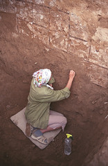 9 (AnyaDavydova) Tags: tajikistan panjakent archaeological expedition excavations nikonfm3a agfavista