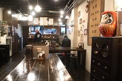 fancy noodle shop in Hatagaya (humbletree) Tags: tokyo soba hatagaya
