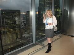 Going Up In The World (rachel cole 121) Tags: tv transvestite transgendered tgirl crossdresser cd
