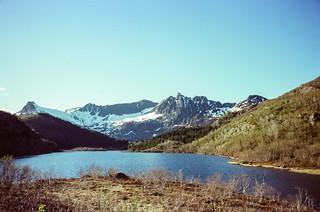 Tjeldbergtinden Trail