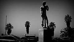 Marseille 2017.07.23.  David by Michelangelo, replica by Jules Cantini - 1.2 (Rainer Pidun) Tags: statue marseille david michelangelo kunst art sculpture skulptur