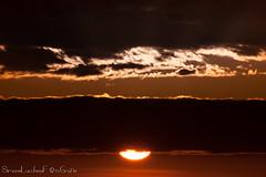 Il cielo capovolto (frillicca) Tags: 2015 cielo clouds contrasti landscape maggio may nikkor nikkor18300mmf35 nikon nikond300 nuvole panorama red rosso sky sole sun sundown tramonto