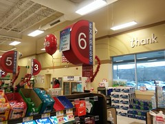 Weis checkouts (Spectrum2700) Tags: mansfield markets weis nj