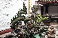 497- LOS SEMPITERNOS DRAGONES DE LA CULTURA ORIENTAL- HPI AN - VIETNAM - (--MARCO POLO--) Tags: exotismo ciudades templos edificios asia curiosidades
