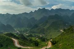 Horská krajina severního Vietnamu (zcesty) Tags: vietnam23 silnice krajina hory vietnam dosvěta hàgiang vn