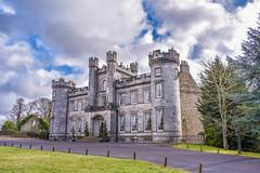 Airth Castle (picsbyCaroline) Tags: castle scotland building architecture tree tower window grass sky unitedkingdom historic old grand