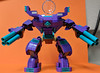 Wild Berry Hulkbuster (zaaking511) Tags: lego poptart wild berry 2018 mech hulk buster hulkbuster marvel robot turquoise purple mecha